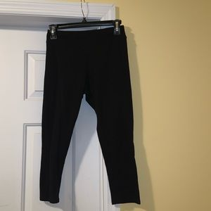 Crop garage leggings